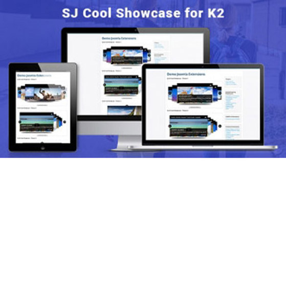 Cool Showcase for K2
